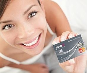 Finex Debit card